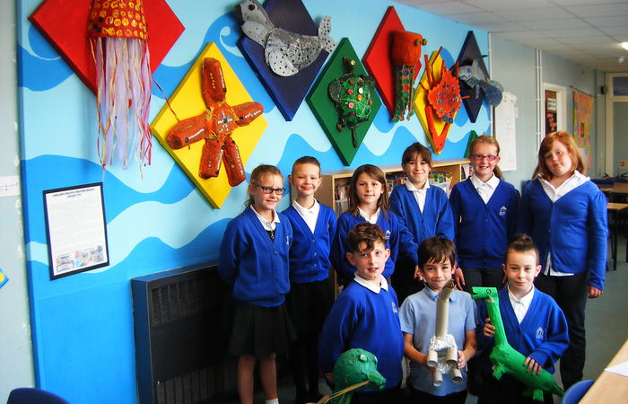 South/ Central Regional Winner - 2016 - Longlands Primary School