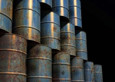 Oil barrels - freedigitalphotos.net