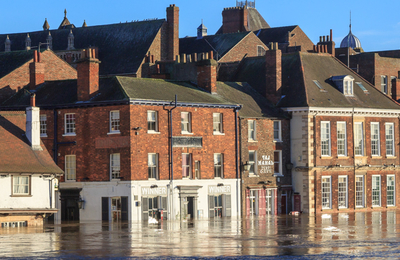 York floods.content