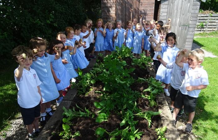 North Special Award - 2016 - Dane Ghyll School