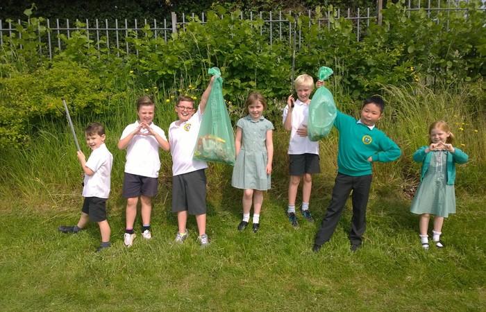 Wales & West Regional Champion - 2016 - Thornhill Primary School