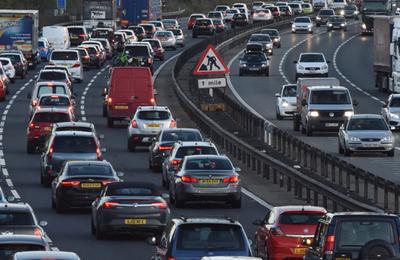 Traffic jam.content