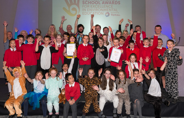 UK Champion 2019 - Heswall Primary School