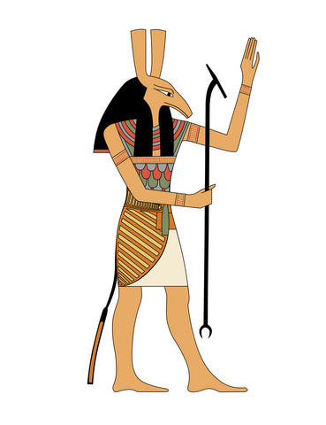 Eygptian God