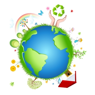 Recycle, sustainable, globe © digitalart Free Digital Photos