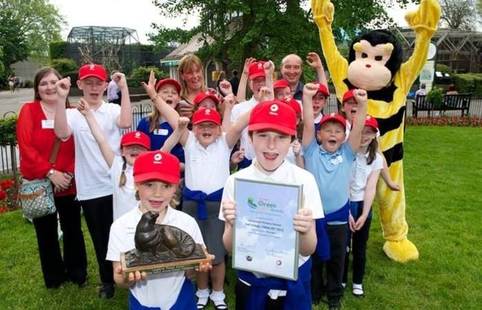 Scotland Regional Champion - 2012 - Longhaven School