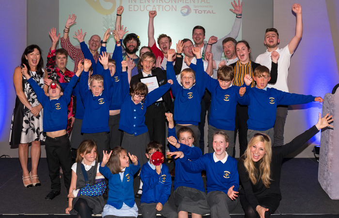 Wales & West Regional Champion - 2019 - Fourlanesend Community Primary School
