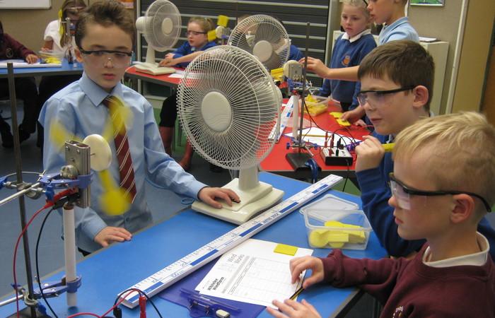 Scotland Regional Winner - 2016 - Drumbowie Primary School